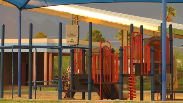 Playground, School 4 - Stock Spotlight