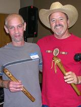 Tucson Native American Flute members