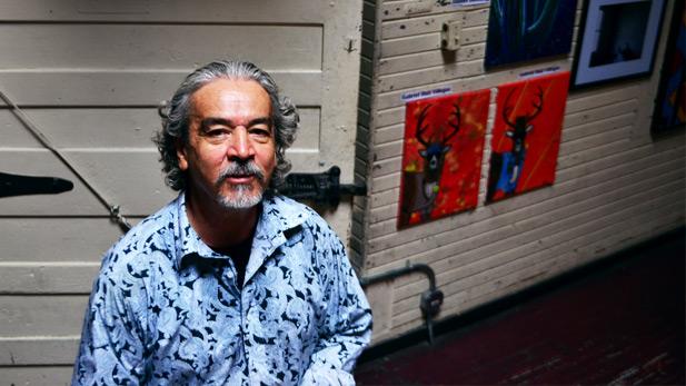 Salvador Duran at Solar Culture