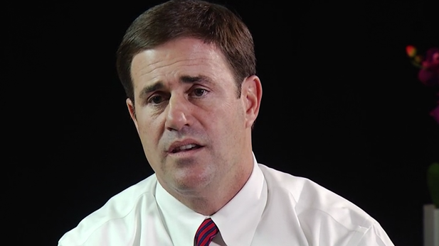 Doug Ducey, Governor of Arizona. Photo from 2014.