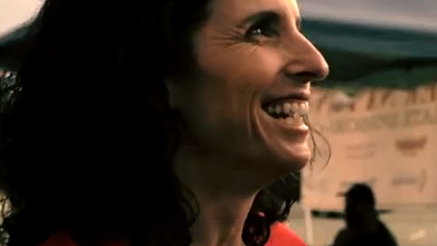 Martha McSally, as featured in a 2014 campaign commercial.