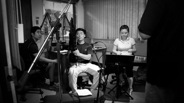 Chinese musicians 2 SPOT
