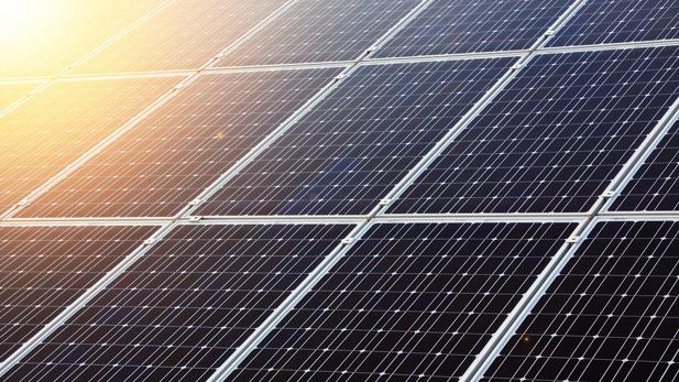 Solar Panel Stock Spotlight