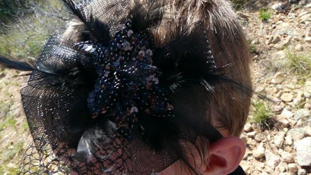 Camp Born This Way - Child wears headpiece SPOT