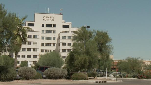 St. Mary's Hospital.