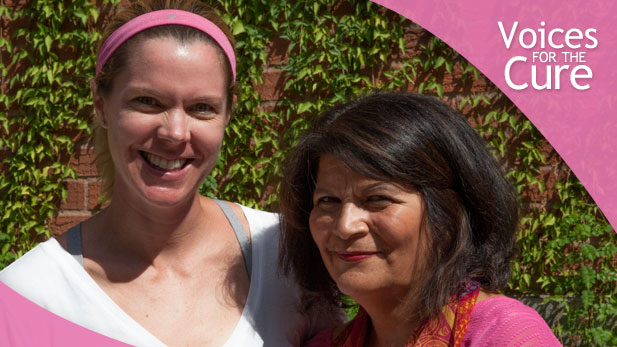 voices for the cure 2015 betty and jessica spotlight