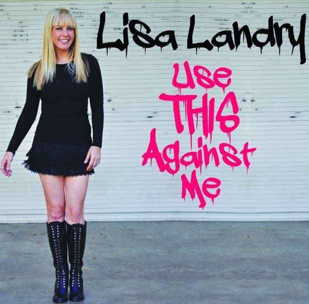 lisa landry unsized album cover