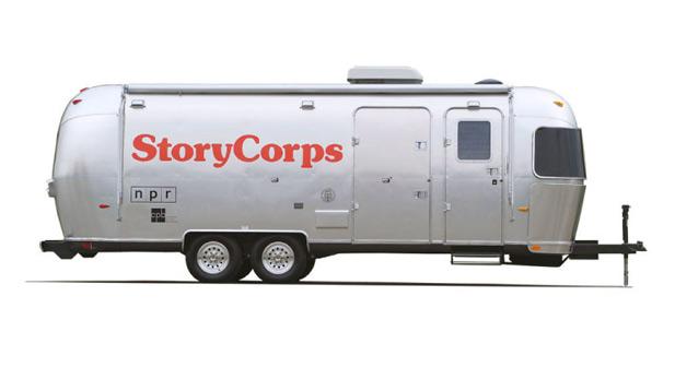 StoryCorps airstream spot