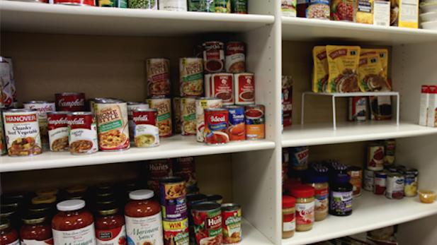 Food pantry spotlight