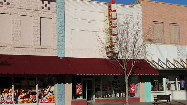 Ortega Shoes opened in 1923 in Douglas, AZ
