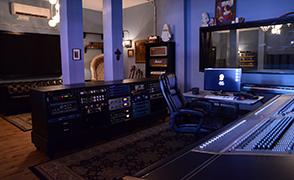 Saint Cecilia Studios A