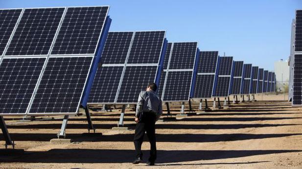 UA Tech Park Solar