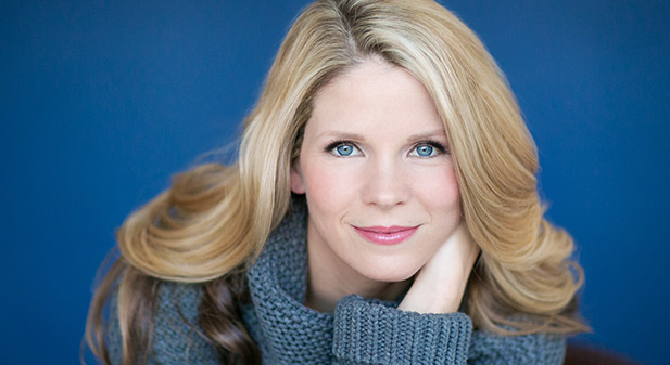 Tony Award-winning host Kelli O'Hara.