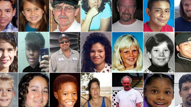 Missing persons in Arizona