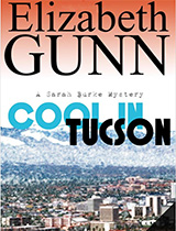 Cool in Tucson book cover portrait
