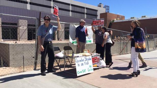 3.16.15 Operation Streamline Trial Protest Spot