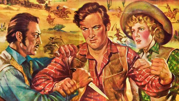 az westerns poster arizona 1940