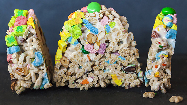 Lucky Charms Cake Slice Jackie Alpers