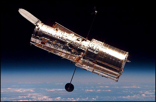 Hubble 25th