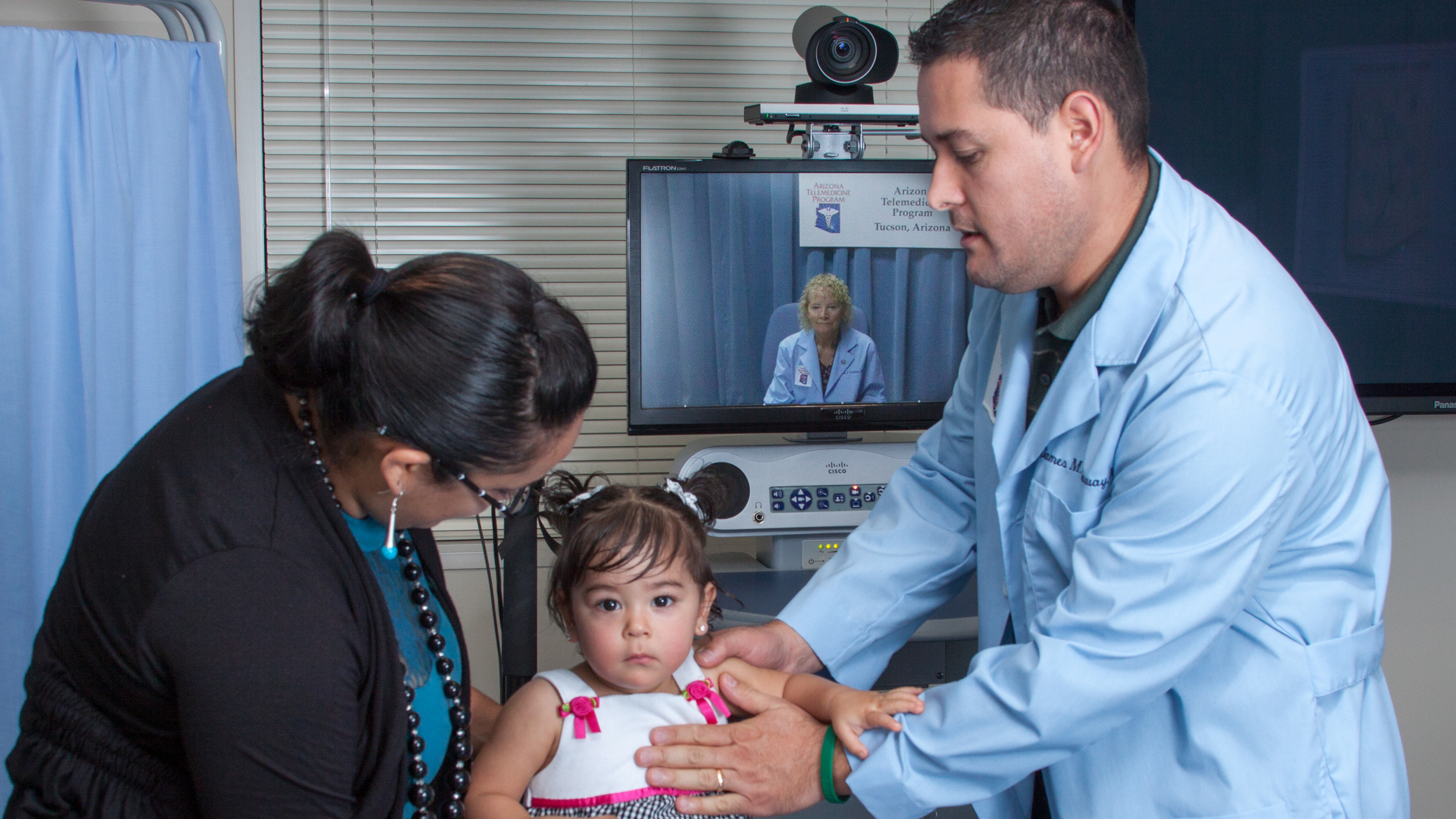 Telemedicine Pediatric Care