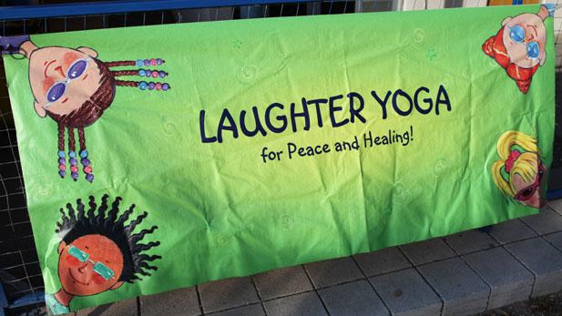 Laughter  Yoga Rotator