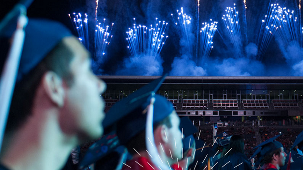 UA Commencement spring 2015