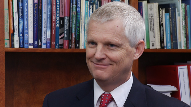 University of Arizona Provost Andrew Comrie, 2015.