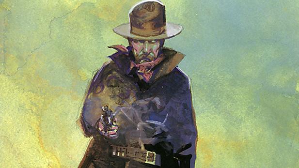 """Wyatt Earp Horse Thief?"" by Bob Boze Bell"