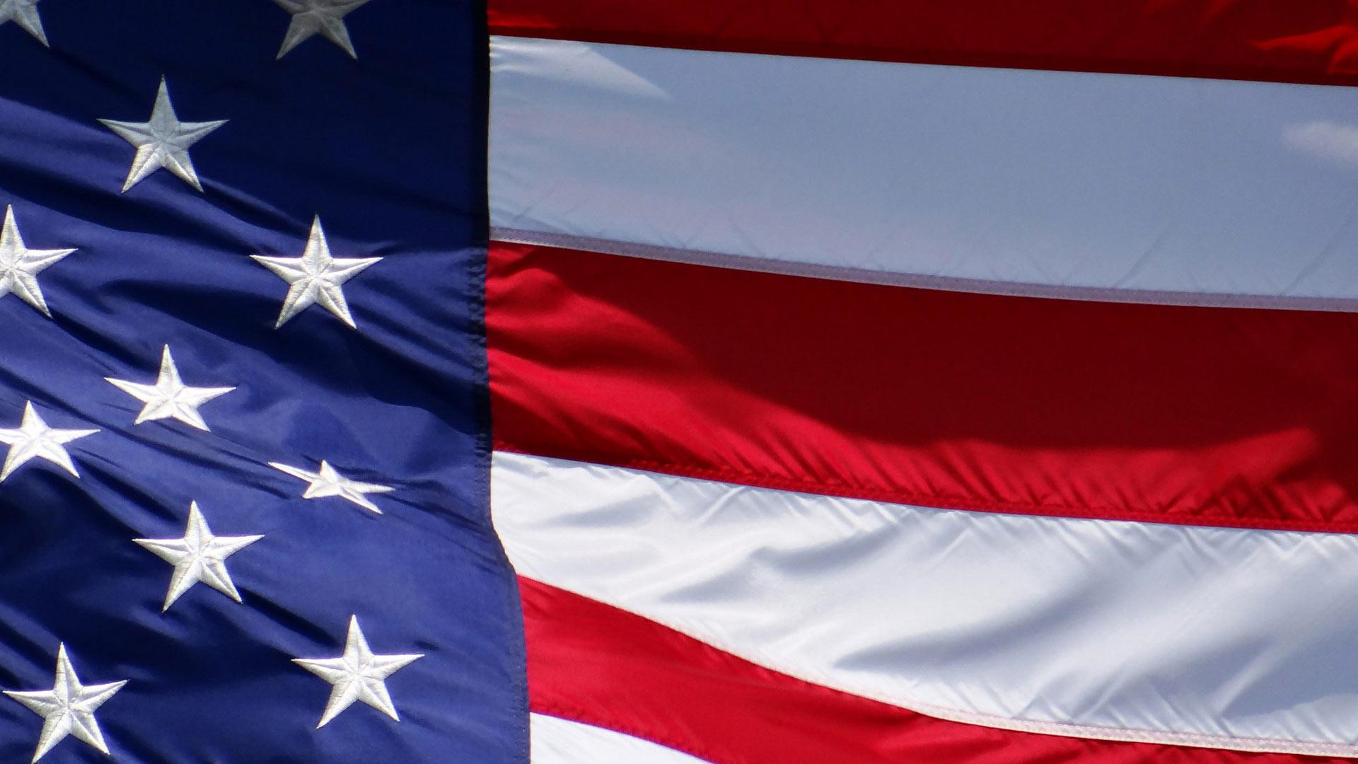 American Flag, Democracy, Voting, Elections hero