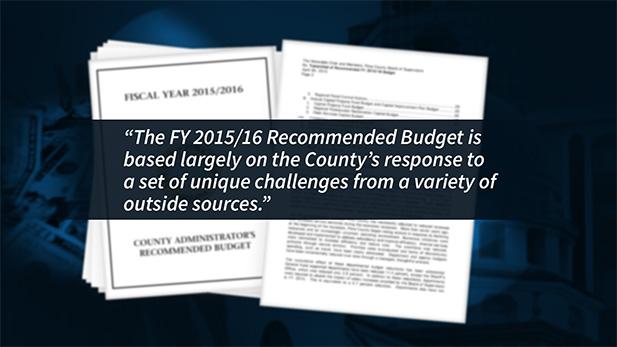 2016 pima budget quote