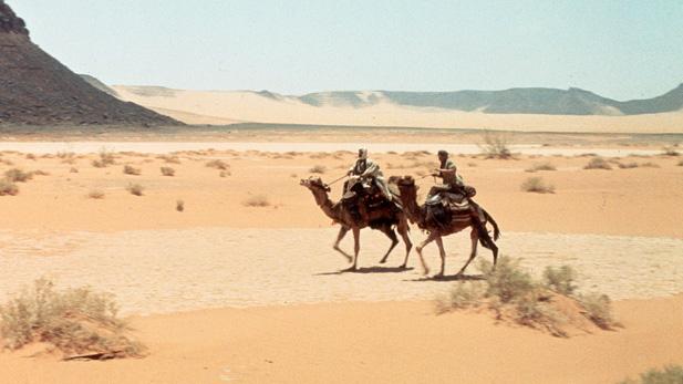 lawrence of arabia screenshot spotlight