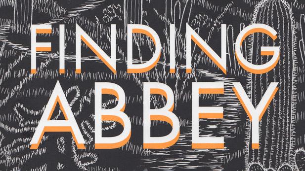 Finding Abbey logo spot
