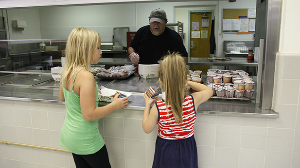 Annie Kellond Elementary School is one of nearly 70 sites where TUSD serves lunches in the summer.