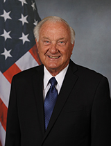 Pima County Sheriff Clarence Dupnik portrait