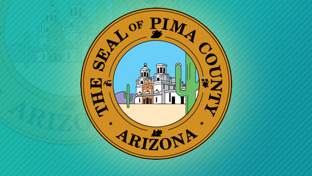 The seal of Pima County, Arizona.