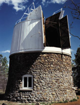 Pluto Dome Telescope, Flagstaff Lowell Observatory