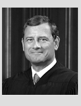 Chief Justice John roberts portrait