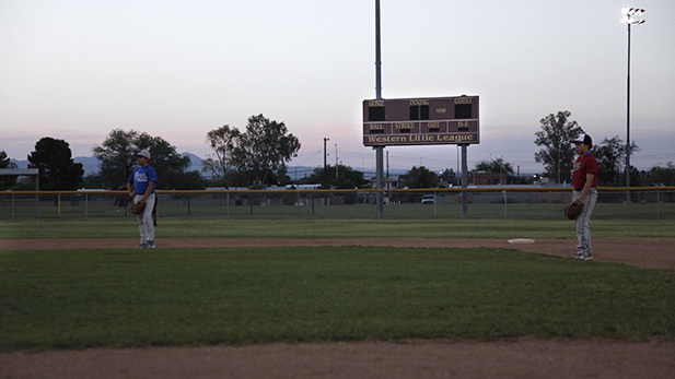 The Western Little League Majors All Star team practices at Joaquin Murrieta Park on June 19, 2015. The team will have its first state tournament game on Thursday, July 16 in Claypool, Ariz.