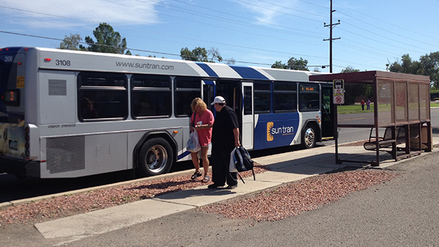 Teamsters Reject Latest Sun Tran Offer in Tucson Bus Strike - AZPM