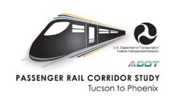 ADOT Rail logo