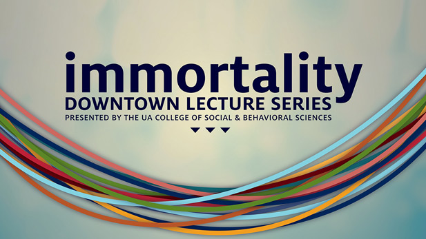 This year's Downtown Lecture Series begins October 14th at 6:30 p.m.