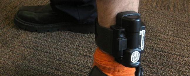 Electronic Ankle Bracelet