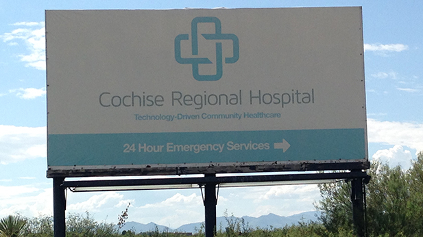Douglas' hospital went through several CEOs and bankruptcies before it finally closed in July.