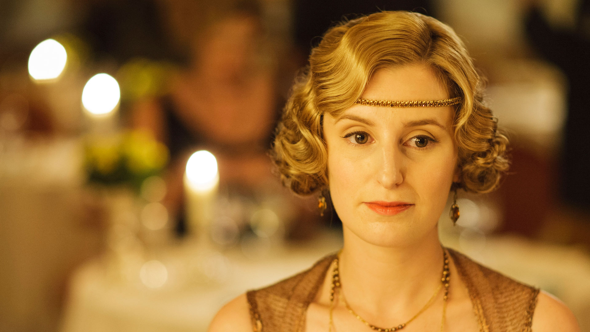Laura Carmichael as Lady Edith