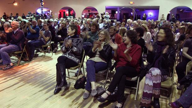 spotlight audience spotlight