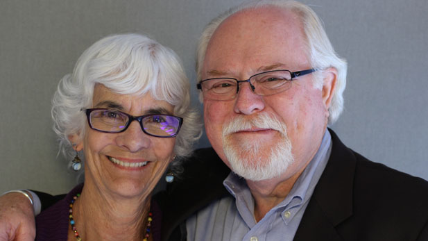 storycorps ron and nancy barber spotlight