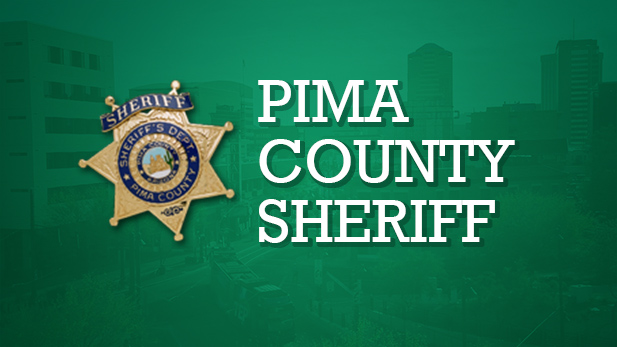 The badge of the Pima County Sheriff's Department.