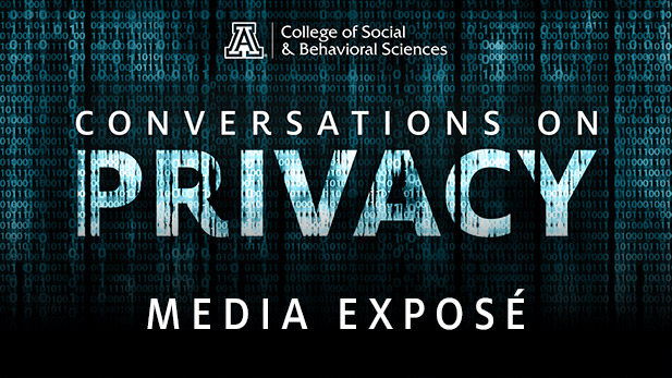 Conversations on Privacy Media Expose spot