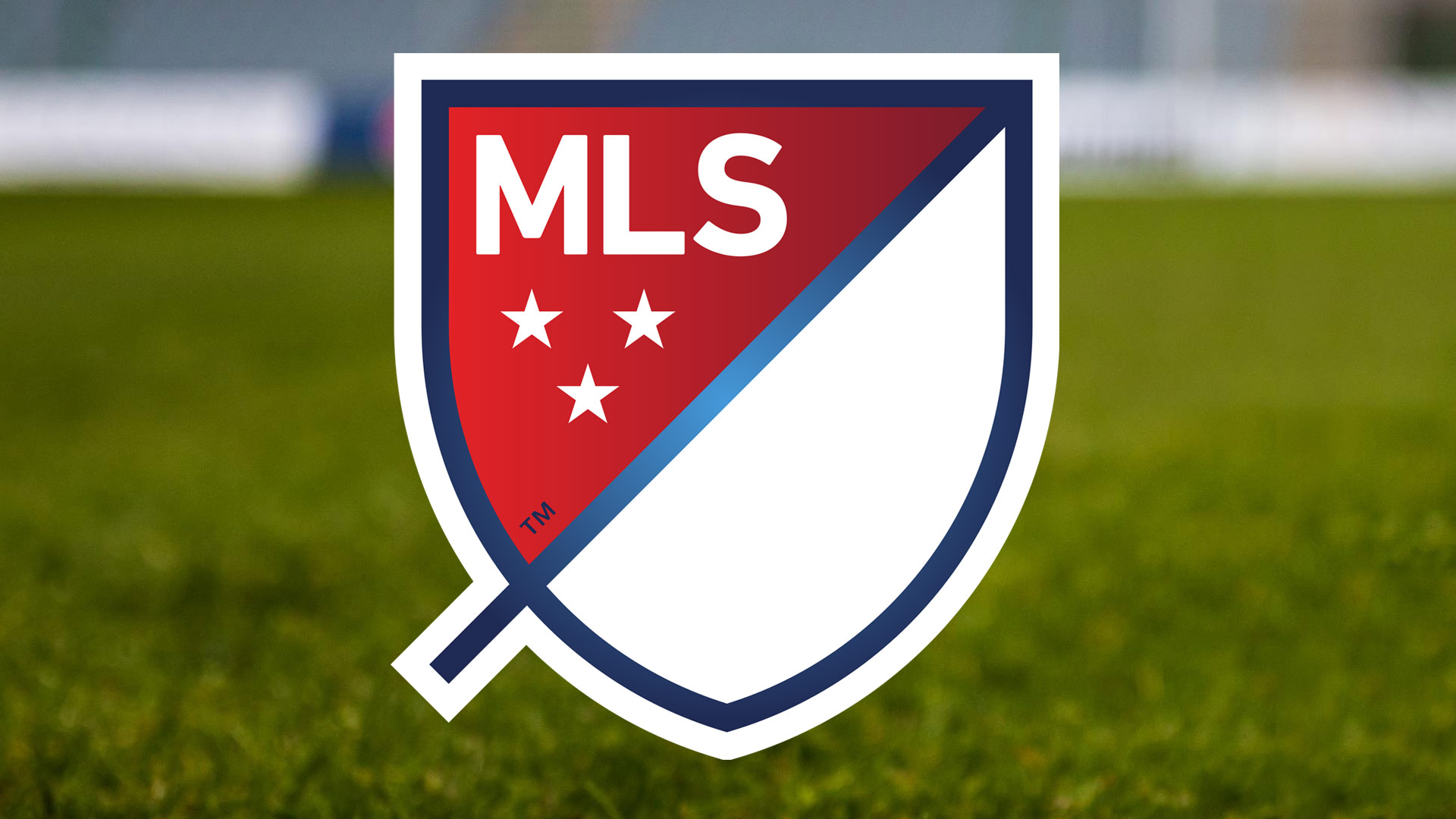 The logo for Major League Soccer.