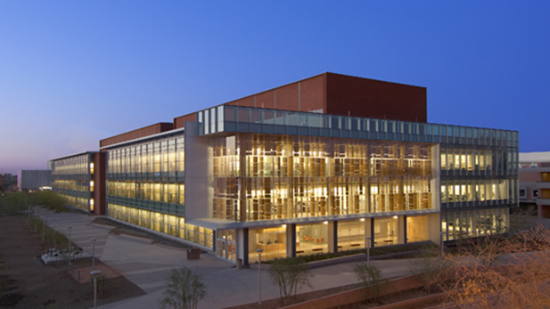 Arizona State University's Biodesign Institute.